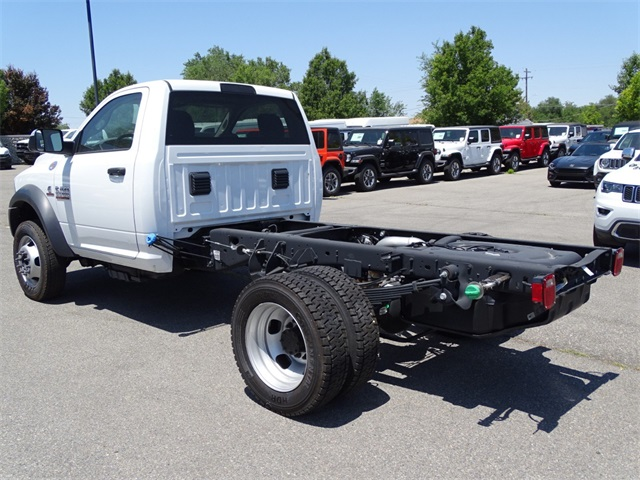 2017 Ram 5500 Regular Cab DRW 4x4,  Cab Chassis #1DF7056 - photo 5