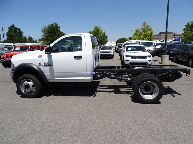 2017 Ram 5500 Regular Cab DRW 4x4,  Cab Chassis #1DF7056 - photo 6