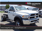 2017 Ram 5500 Regular Cab DRW 4x4,  Cab Chassis #1DF7056 - photo 1