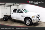 2016 Ram 3500 Crew Cab DRW 4x4, Cab Chassis #1DF7206A - photo 1