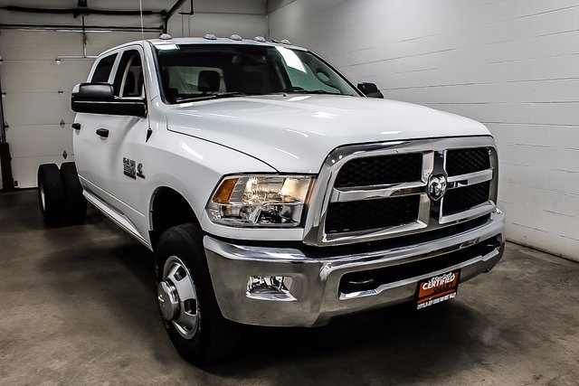2016 Ram 3500 Crew Cab DRW 4x4, Cab Chassis #1DF7207A - photo 4