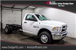 2017 Ram 3500 Regular Cab DRW 4x4 Cab Chassis #1DF7217 - photo 1