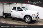 2017 Ram 3500 Crew Cab DRW 4x4, Cab Chassis #1DF7230A - photo 1