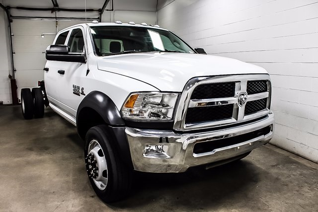 2016 Ram 4500 Crew Cab DRW 4x4, Cab Chassis #1DF7259A - photo 4