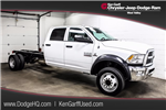 2016 Ram 4500 Crew Cab DRW 4x4, Cab Chassis #1DF7259A - photo 1