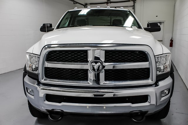2017 Ram 4500 Regular Cab DRW 4x4,  Platform Body #1DF7310 - photo 3