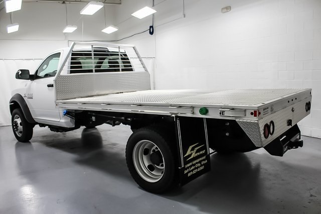 2017 Ram 4500 Regular Cab DRW 4x4, Platform Body #1DF7310 - photo 2