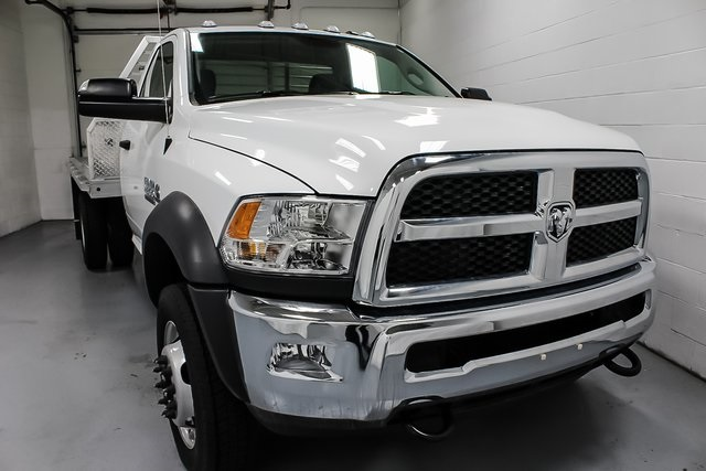2017 Ram 4500 Regular Cab DRW 4x4,  Platform Body #1DF7310 - photo 4