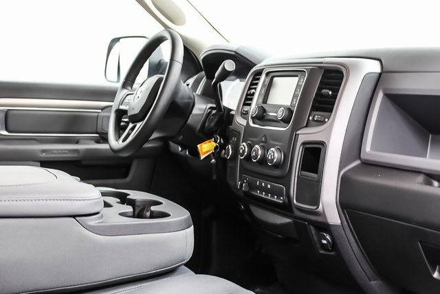 2017 Ram 4500 Regular Cab DRW 4x4, Platform Body #1DF7310 - photo 7