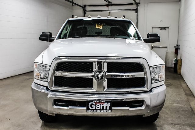 2014 Ram 3500 Crew Cab DRW 4x4, Stake Bed #1DF7323A - photo 6