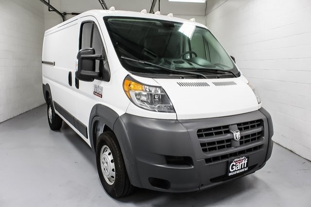 2017 ProMaster 1500 Low Roof FWD,  Empty Cargo Van #1DF7331 - photo 4