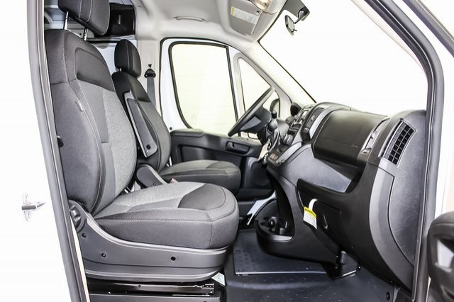 2017 ProMaster 1500 Low Roof FWD,  Empty Cargo Van #1DF7332 - photo 9