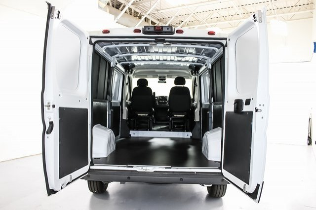2017 ProMaster 1500 Low Roof FWD,  Empty Cargo Van #1DF7332 - photo 2