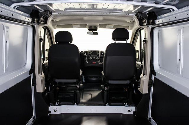 2017 ProMaster 1500 Low Roof FWD,  Empty Cargo Van #1DF7332 - photo 4