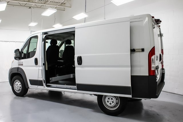 2017 ProMaster 1500 Low Roof FWD,  Empty Cargo Van #1DF7332 - photo 29