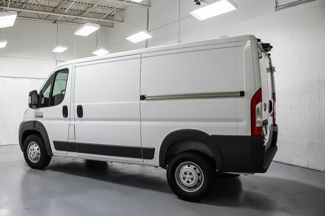 2017 ProMaster 1500 Low Roof FWD,  Empty Cargo Van #1DF7332 - photo 30