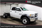 2018 Ram 5500 Crew Cab DRW 4x4,  Cab Chassis #1DF8033 - photo 1