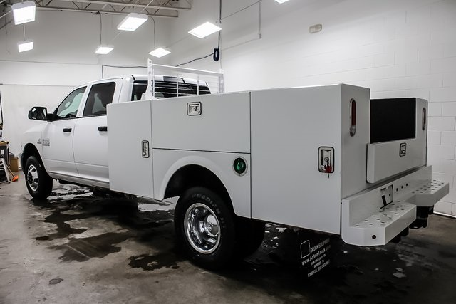 2018 Ram 3500 Crew Cab DRW 4x4,  Service Body #1DF8111 - photo 2