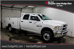 2018 Ram 3500 Crew Cab DRW 4x4, Service Body #1DF8111 - photo 1