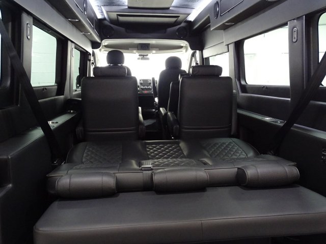 2018 ProMaster 2500 Standard Roof FWD,  Waldoch Crafts Passenger Wagon #1DF8159 - photo 11