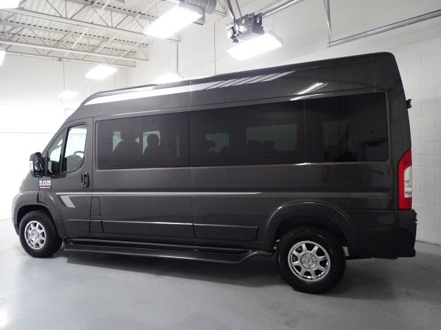 2018 ProMaster 2500 Standard Roof FWD,  Waldoch Crafts Passenger Wagon #1DF8159 - photo 2