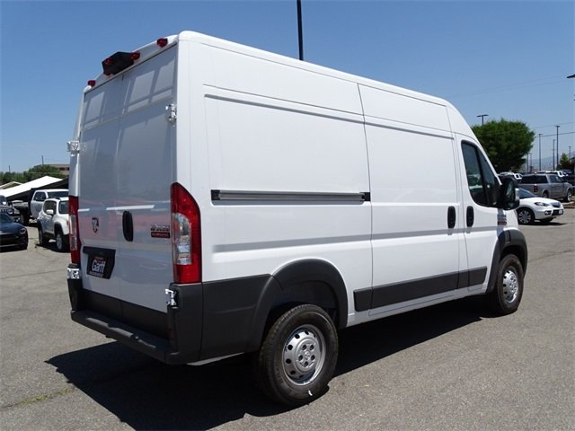 2018 ProMaster 1500 High Roof FWD,  Empty Cargo Van #1DF8166 - photo 2