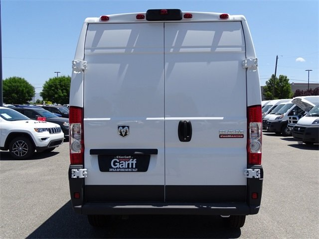 2018 ProMaster 1500 High Roof FWD,  Empty Cargo Van #1DF8166 - photo 4