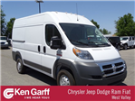 2018 ProMaster 1500 High Roof FWD,  Empty Cargo Van #1DF8166 - photo 1