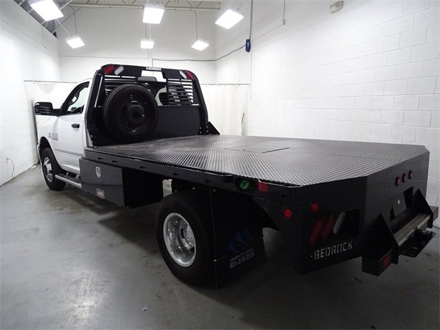 2018 Ram 3500 Regular Cab DRW 4x2,  Platform Body #1DF8243 - photo 2