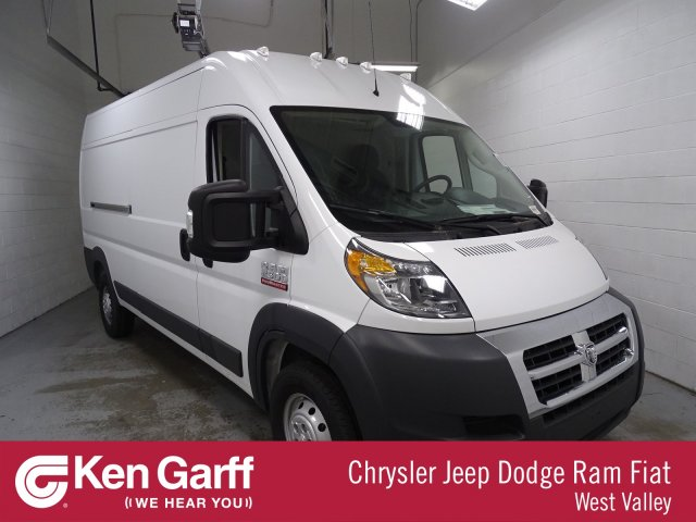 2018 ProMaster 2500 High Roof FWD,  Empty Cargo Van #1DF8253 - photo 1
