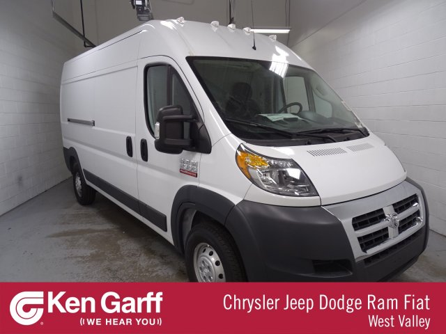 2018 ProMaster 2500 High Roof FWD,  Empty Cargo Van #1DF8263 - photo 1