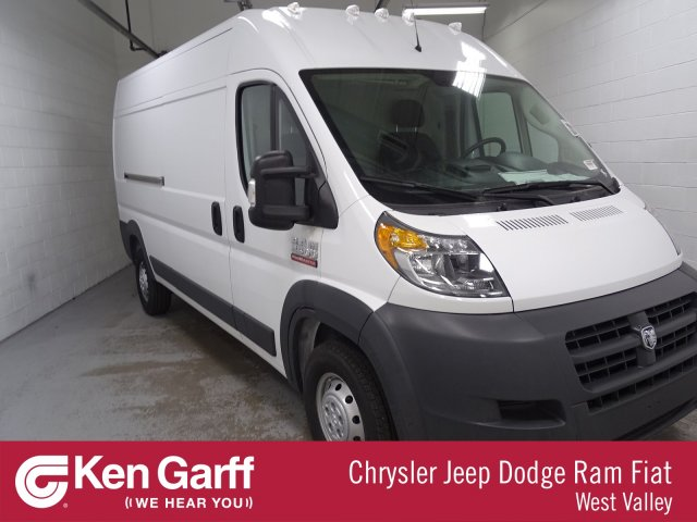 2018 ProMaster 2500 High Roof FWD,  Empty Cargo Van #1DF8281 - photo 1