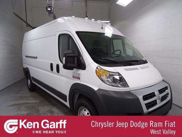 2018 ProMaster 2500 High Roof FWD,  Empty Cargo Van #1DF8286 - photo 1