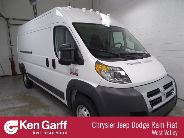 2018 ProMaster 2500 High Roof FWD,  Empty Cargo Van #1DF8289 - photo 1