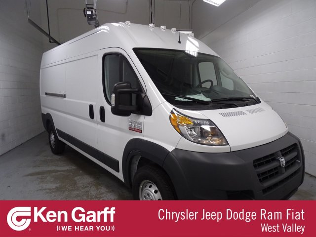 2018 ProMaster 2500 High Roof FWD,  Empty Cargo Van #1DF8291 - photo 1