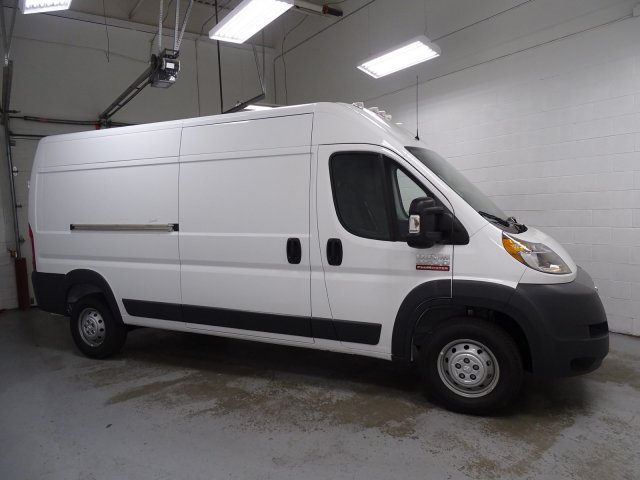 2018 ProMaster 2500 High Roof FWD,  Empty Cargo Van #1DF8291 - photo 3