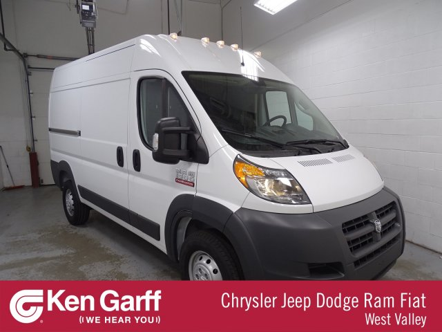 2018 ProMaster 1500 High Roof FWD,  Empty Cargo Van #1DF8292 - photo 1