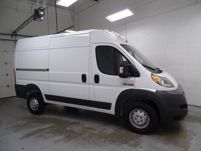 2018 ProMaster 1500 High Roof FWD,  Empty Cargo Van #1DF8292 - photo 3