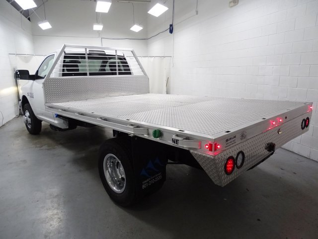 2018 Ram 3500 Regular Cab DRW 4x4,  Platform Body #1DF8352 - photo 2