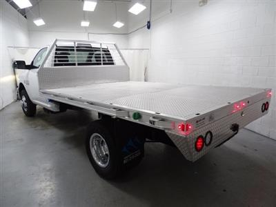 2018 Ram 3500 Regular Cab DRW 4x4,  Standard Aluminum Platform Body #1DF8352 - photo 2