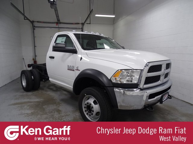 2018 Ram 5500 Regular Cab DRW 4x4,  Cab Chassis #1DF8363 - photo 1