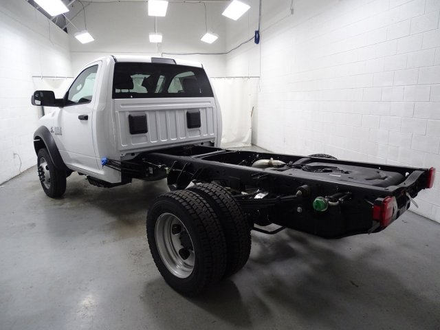 2018 Ram 5500 Regular Cab DRW 4x4,  Cab Chassis #1DF8363 - photo 2