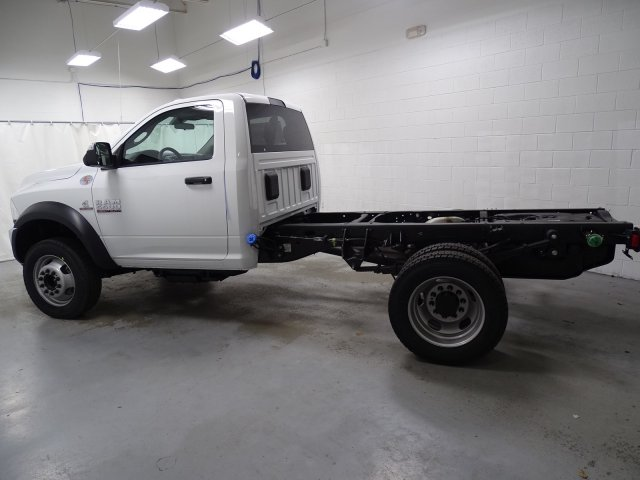 2018 Ram 5500 Regular Cab DRW 4x4,  Cab Chassis #1DF8363 - photo 5