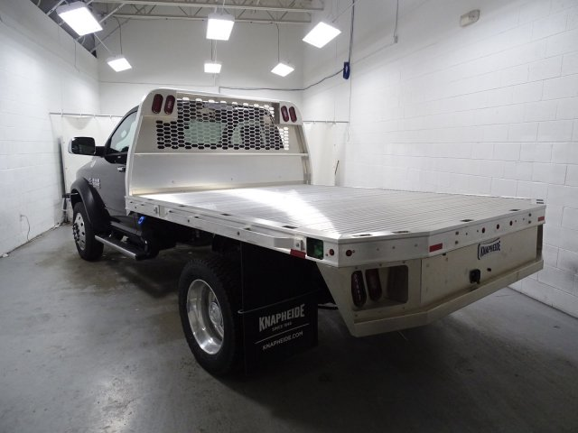 2018 Ram 5500 Regular Cab DRW 4x4,  Platform Body #1DF8392 - photo 2