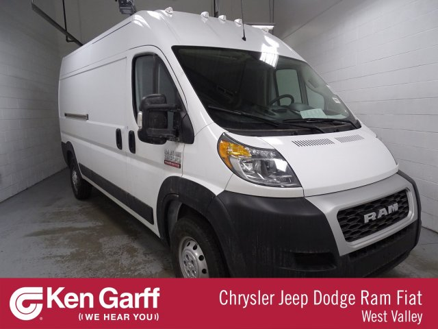 2019 ProMaster 3500 High Roof FWD,  Empty Cargo Van #1DF9055 - photo 1