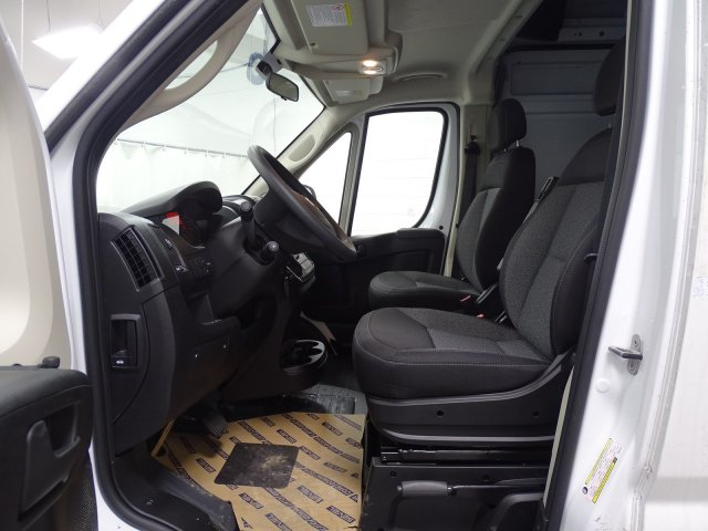 2019 ProMaster 3500 High Roof FWD,  Empty Cargo Van #1DF9055 - photo 9