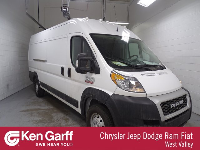 2019 ProMaster 3500 High Roof FWD,  Empty Cargo Van #1DF9057 - photo 1