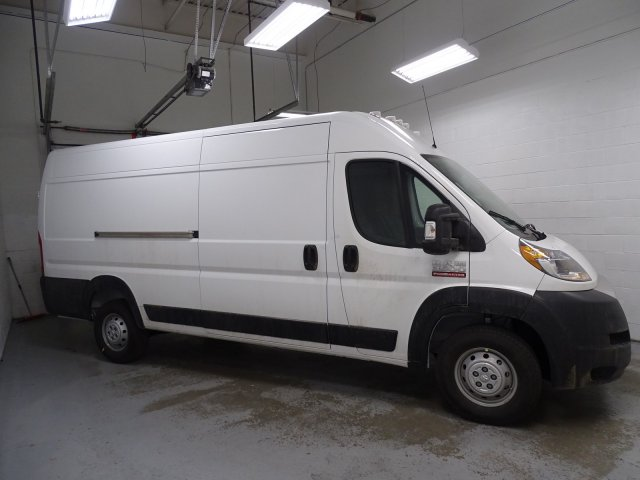 2019 ProMaster 3500 High Roof FWD,  Empty Cargo Van #1DF9057 - photo 3