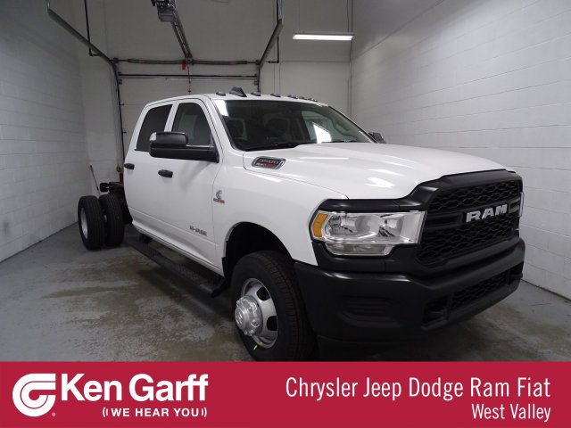 2019 Ram 3500 Crew Cab DRW 4x4,  Cab Chassis #1DF9058 - photo 1