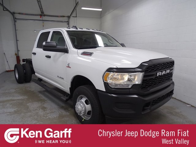 2019 Ram 3500 Crew Cab DRW 4x4,  Cab Chassis #1DF9060 - photo 1